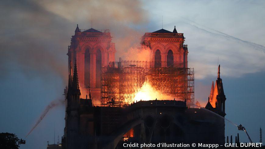 incendie de nd de paris   comment les pompiers priorisent les actions de secours